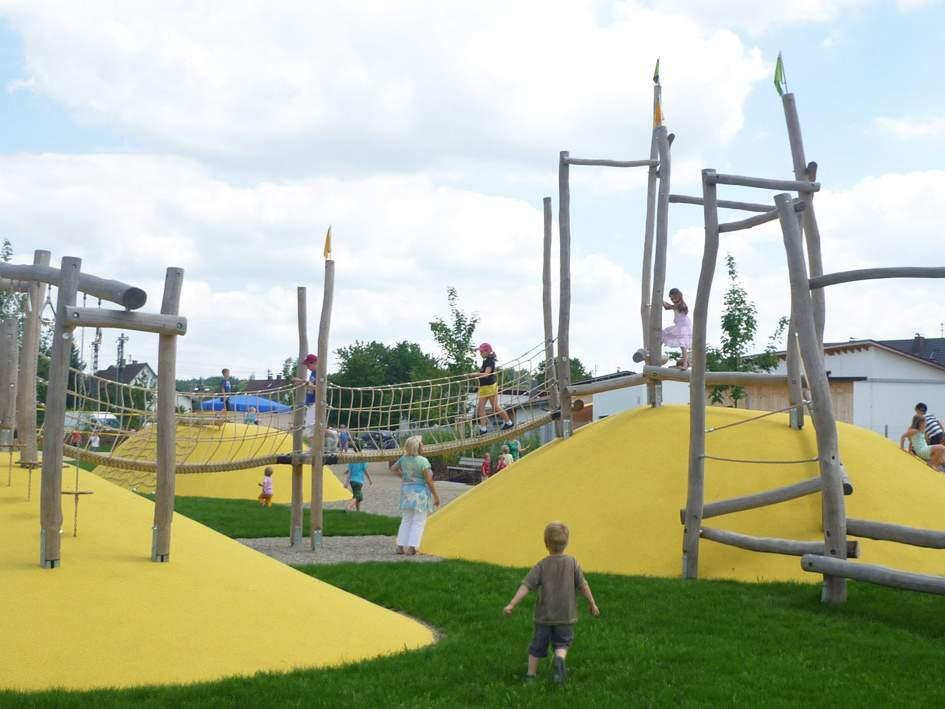 Spielplatz Voehringen