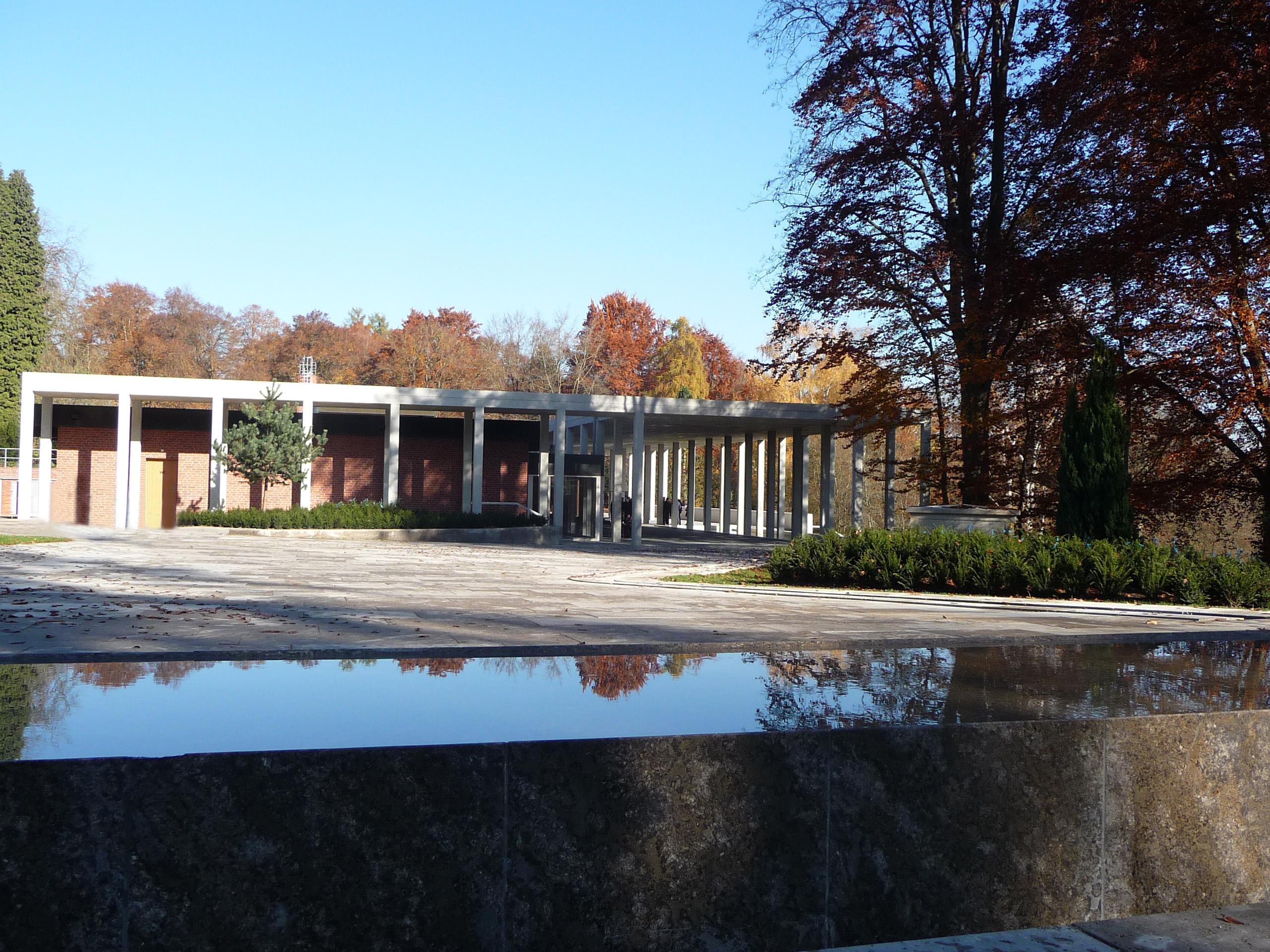 Hauptfriedhof Ulm